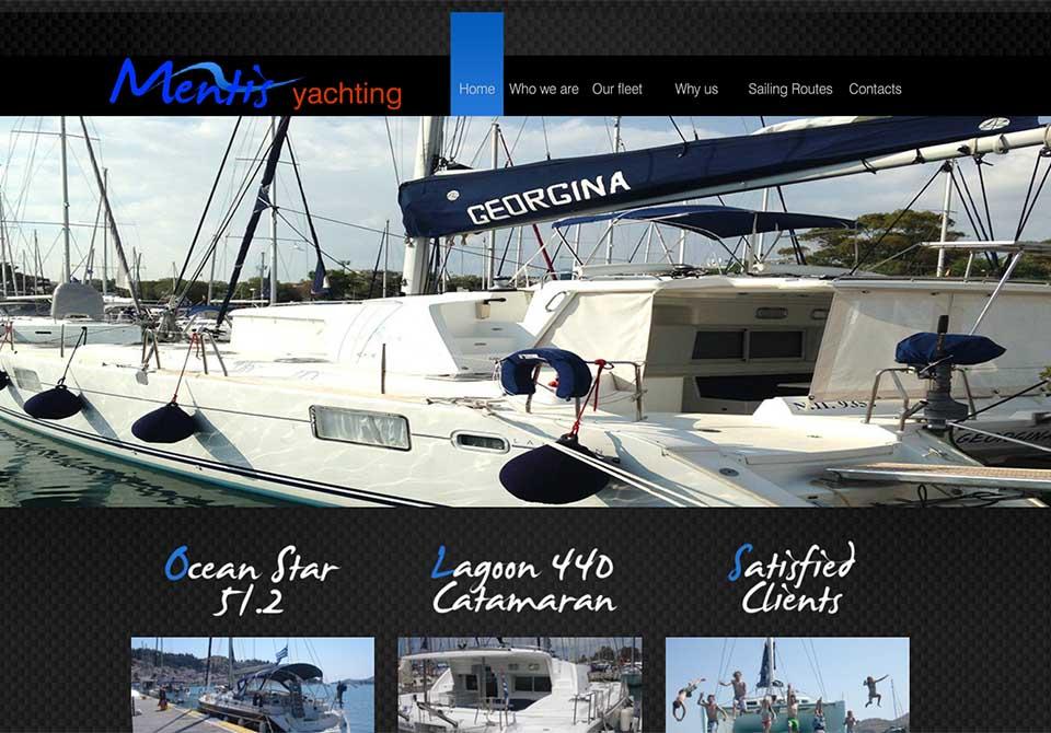mentis yachting