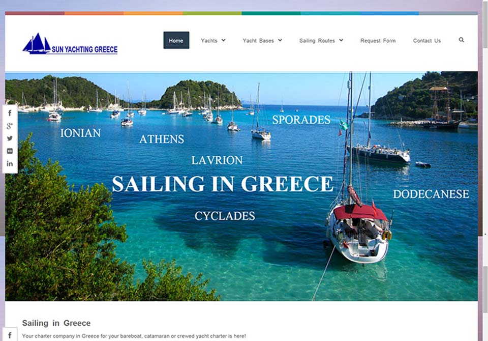 sunyachting-webdesign365